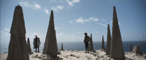 Tobias Beckett et Han Solo