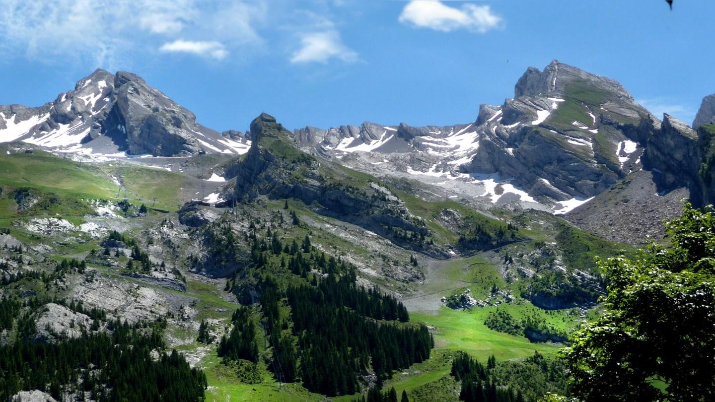 T l charger photos montagnes alpines gratuitement - Meubles de montagne haute savoie ...
