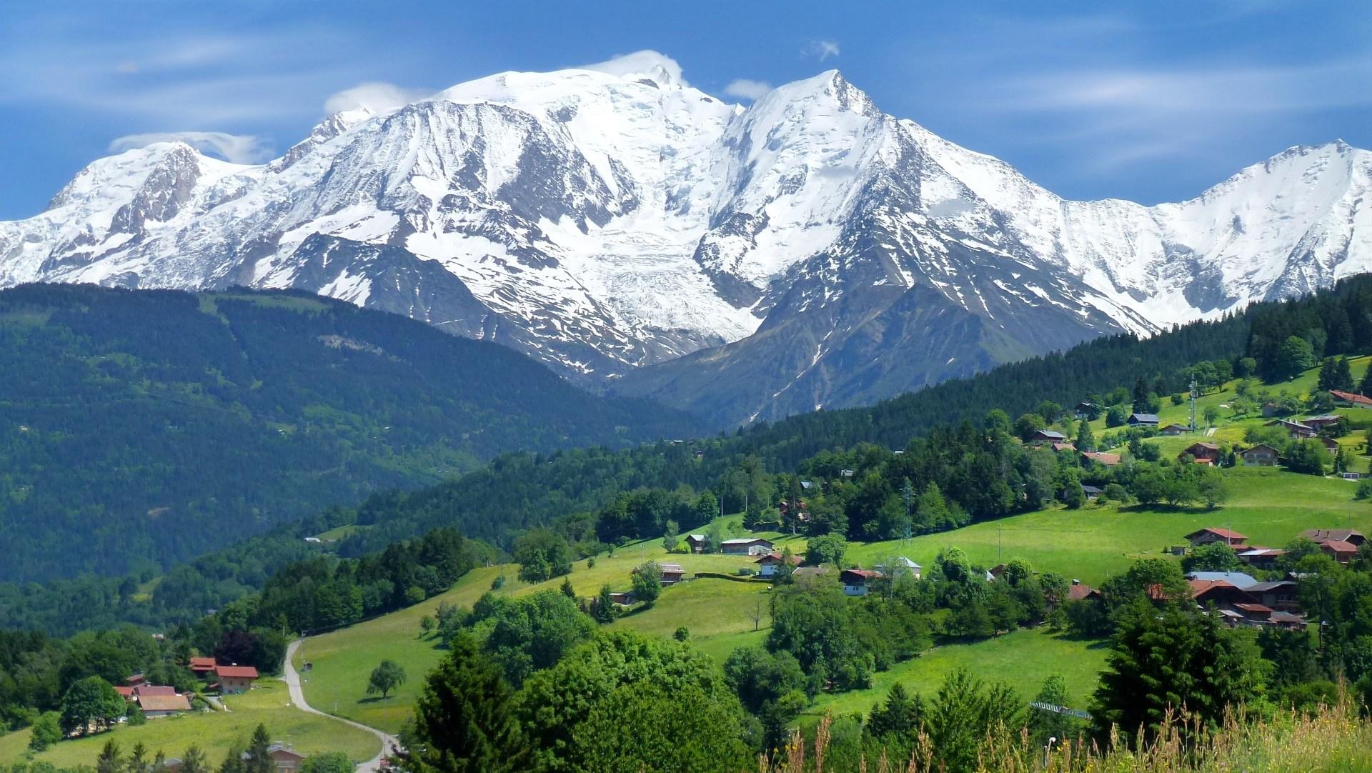 Image massif du mont blanc sallanches alpes picture to pin for Carrelage mont blanc sallanches