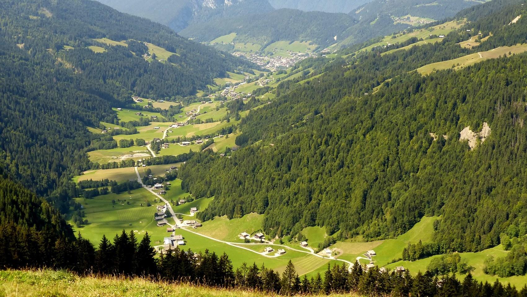 Une jolie vallée