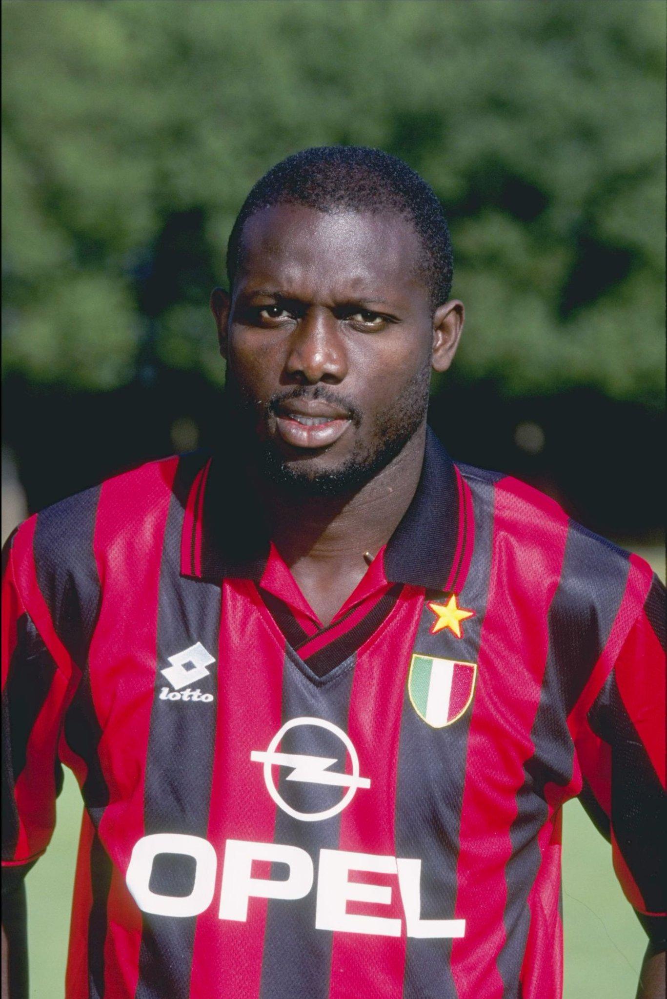 George Weah Milan AC