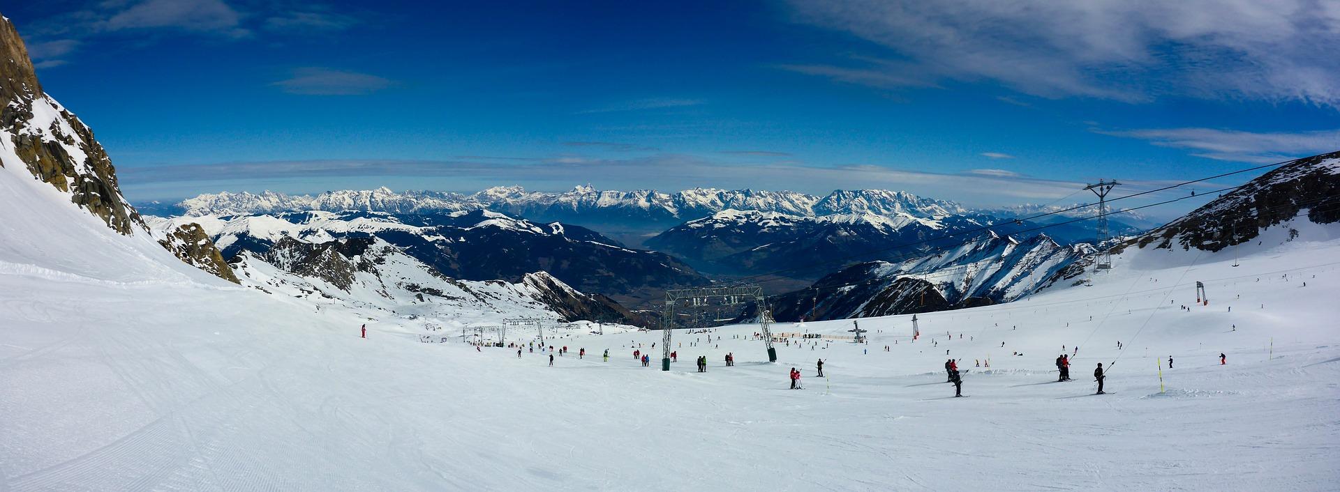 Sports d'hiver: Descente de ski