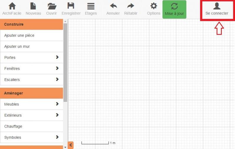 Comment dessiner le plan de sa maison avec archifacile - Dessiner les plan de sa maison ...