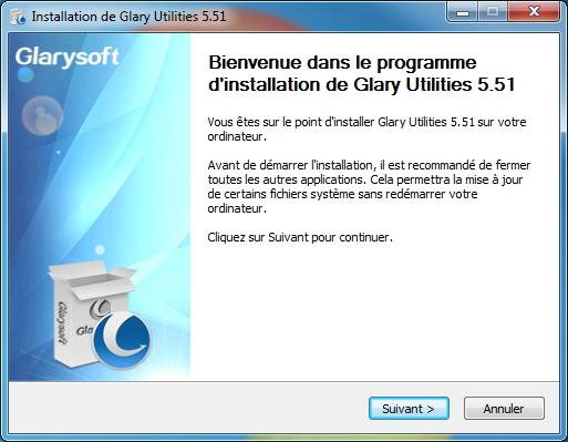 COMMENT OPTIMISER SON ORDINATEUR AVEC GLARY UTILITIES ? Glary%20Utilities-screen
