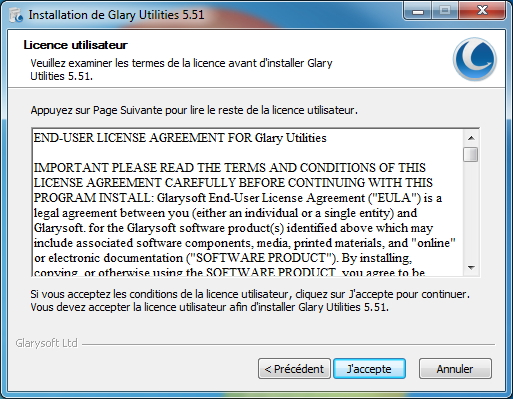 COMMENT OPTIMISER SON ORDINATEUR AVEC GLARY UTILITIES ? Glary%20Utilities-screen1
