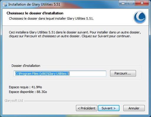 COMMENT OPTIMISER SON ORDINATEUR AVEC GLARY UTILITIES ? Glary%20Utilities-screen2
