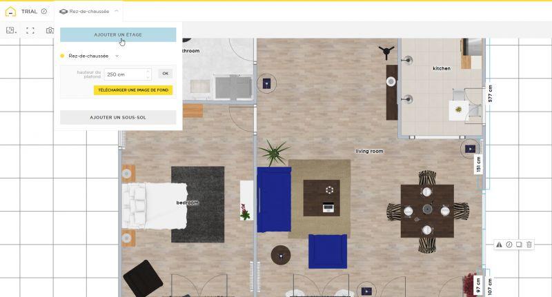 comment cr er et d corer sa maison avec homebyme. Black Bedroom Furniture Sets. Home Design Ideas