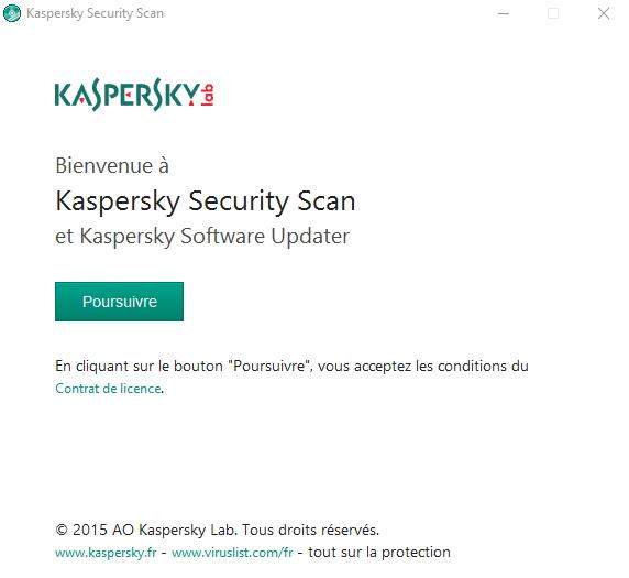 COMMENT DÉSINFECTER SON SYSTÈME AVEC KASPERSKY SECURITY SCAN ? Kaspersky%20Security%20Scan_1