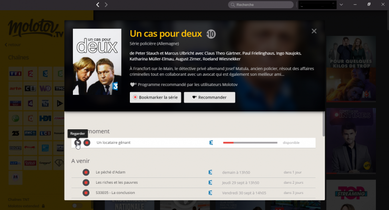 logiciel pour voir dvd