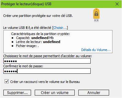 COMMENT PROTÉGER UNE CLÉ USB ? Rohos%20mini_2017-02-06_14-23-29