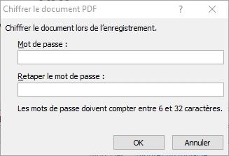Comment prot ger un fichier pdf - Comment convertir un pdf en open office ...