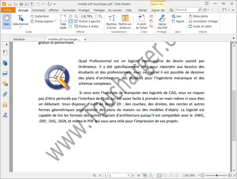 COMMENT AJOUTER UNE SIGNATURE DANS UN DOCUMENT PDF ? FoxitReader_2016-10-17_10-27-08