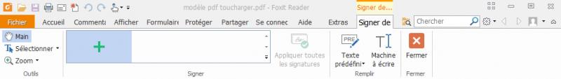 COMMENT AJOUTER UNE SIGNATURE DANS UN DOCUMENT PDF ? FoxitReader_2016-10-17_10-28-59