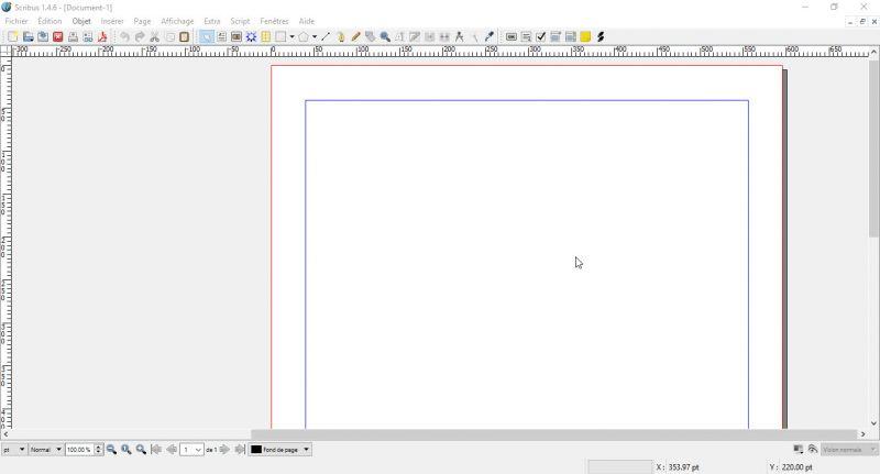 mettre un document en pdf