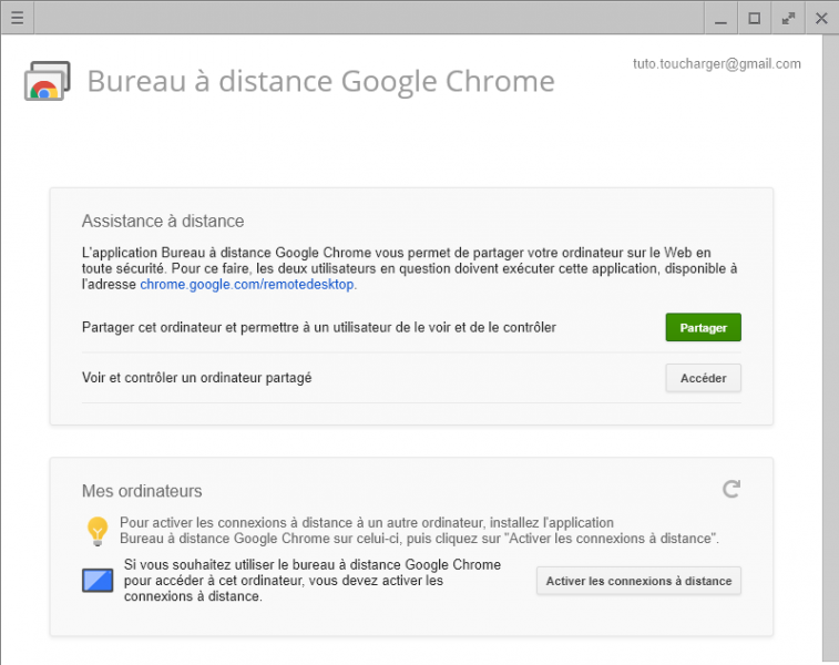 COMMENT CONTRÔLER UNE MACHINE À DISTANCE AVEC CHROME? 02%20interface