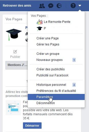 Comment Désactiver Etou Supprimer Son Compte Facebook