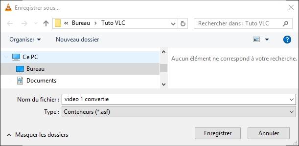 VLC : COMMENT CONVERTIR DES FICHIERS AUDIO OU VIDÉO ? Video%201%20convertie