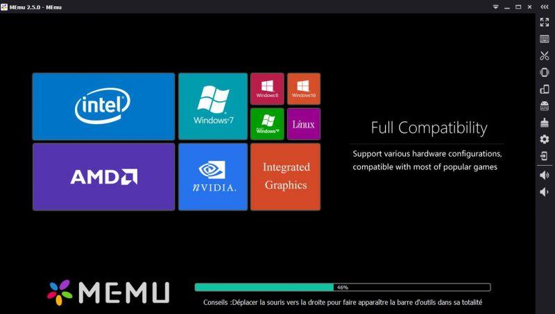 Download emulateur android pour pc for Application miroir pour pc
