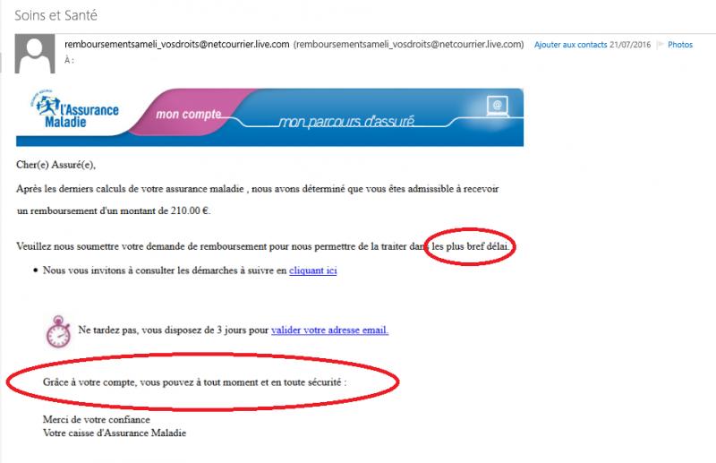 mail-frauduleux-ameli.fr