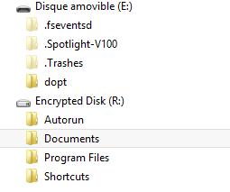 Avec le logiciel Rohos mini drive, vous allez pouvoir créer un volume crypté et caché sur votre clé, et protéger vos données par un mot de passe. Voici les étapes qui vous permettront de sécuriser votre clé USB.