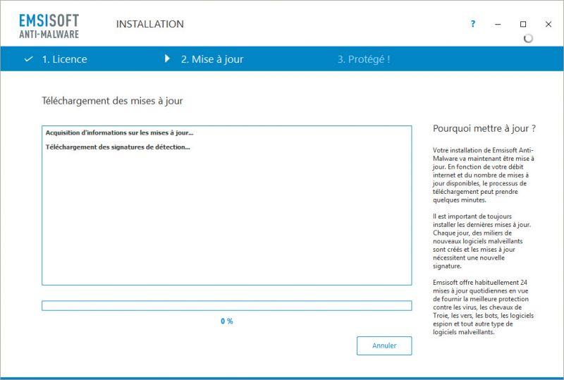 Comment d sinfecter son pc avec emsisoft anti malware for Logiciel anti fenetre publicitaire
