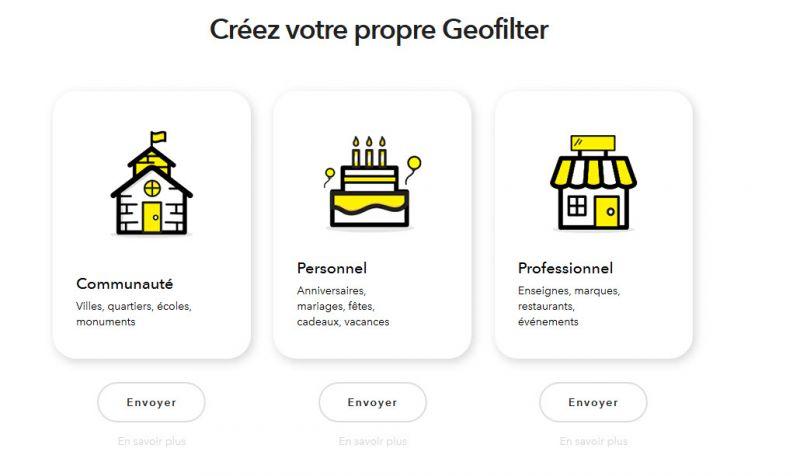 Geofilter