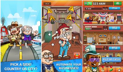 Idle Payday Android