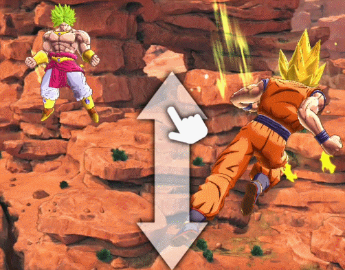 Dragon ball Legend tutoriel