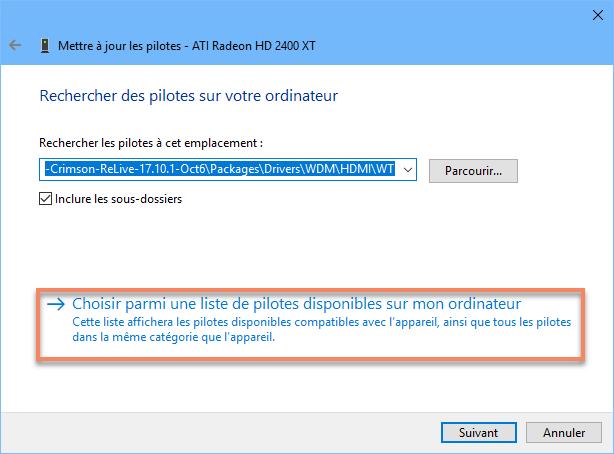 Windows 10 : Que faire si votre carte graphique fonctionne ...