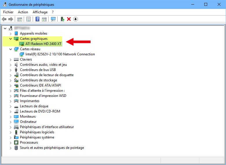 carte graphique windows 10 Windows 10 : Que faire si votre carte graphique fonctionne mal