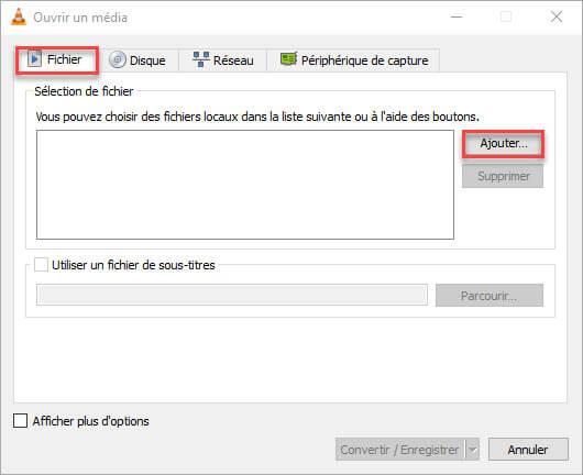 COMMENT EXTRAIRE L'AUDIO D'UNE VIDÉO AVEC VLC ? VLC-audio3