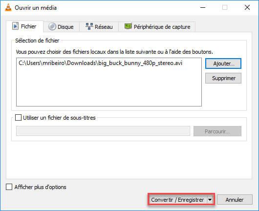 COMMENT EXTRAIRE L'AUDIO D'UNE VIDÉO AVEC VLC ? VLC-audio4