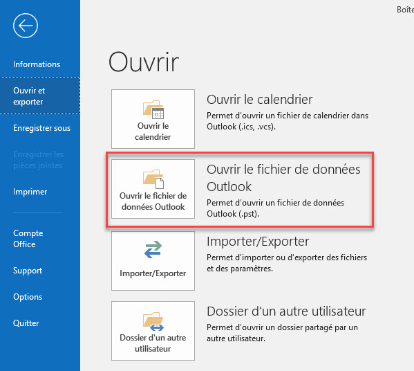 COMMENT RÉPARER UN FICHIER .OST OU .PST AVEC RECOVERY TOOLBOX FOR OUTLOOK ? Recovery%20Toolbox-8