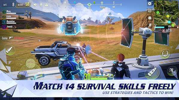 Cyber hunter latest Apk download