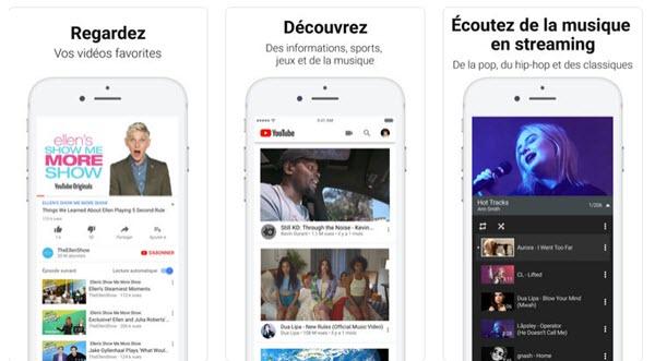 COMMENT ÉCOUTER DE LA MUSIQUE GRATUITEMENT SUR INTERNET ? YouTube-screen