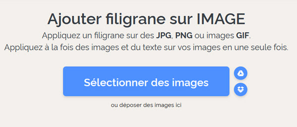 Filigrane Windows 10