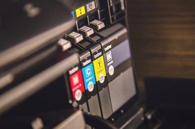 Imprimante cartouches