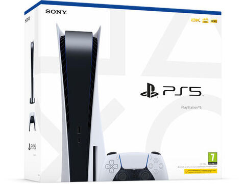 Acheter PS5 Pas cher