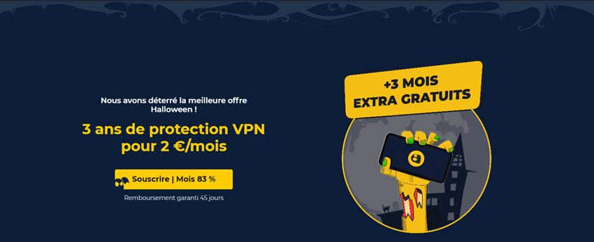 Cyberghost VPN Halloween