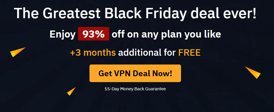 Fastest VPN black Friday